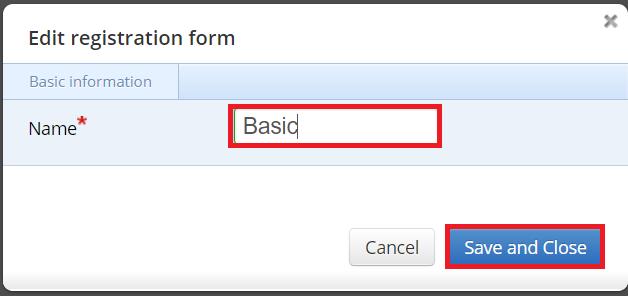 add registration form_1